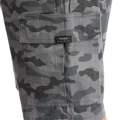 Wrangler Men's Rip-Stop Cargo Shorts - image 5 of 6