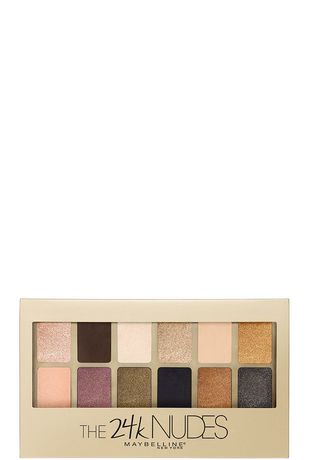 Maybelline New York The 24K Nudes Eyeshadow Palette - image 1 of 2