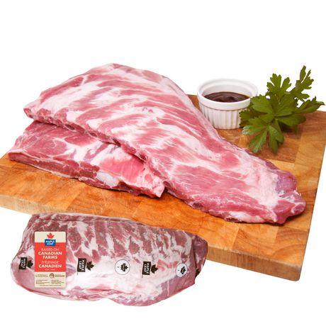 Maple Leaf Pork Side Rib - image 1 of 1