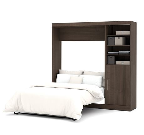 ensemble lit escamotable 2 places 84 po de nebula par bestar antigua walmart canada. Black Bedroom Furniture Sets. Home Design Ideas