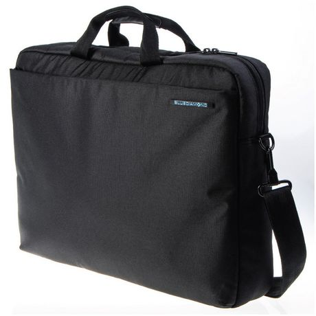 Blue Diamond Outlier Laptop Briefcase - 16in - Black - image 1 of 4