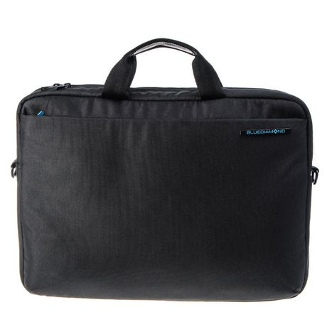 Blue Diamond Outlier Laptop Briefcase - 16in - Black - image 2 of 4