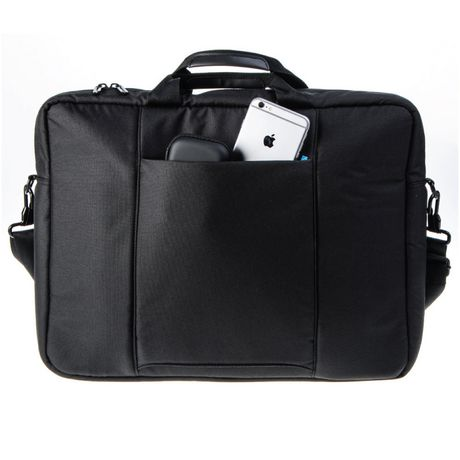 Blue Diamond Outlier Laptop Briefcase - 16in - Black - image 4 of 4