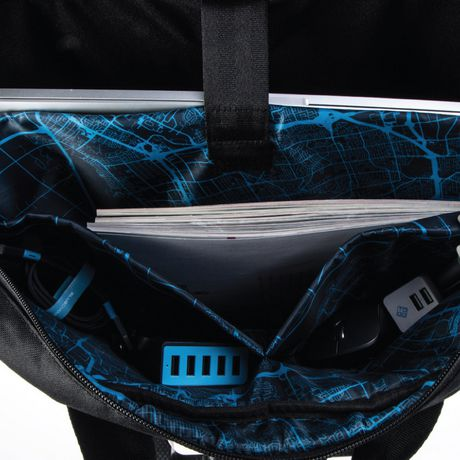 Blue Diamond Outlier Laptop Briefcase - 16in - Black - image 3 of 4