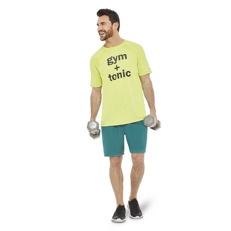 Athletic Works Men's Graphic Tee - image 5 of 6