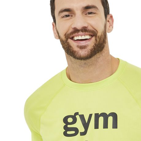 Athletic Works Men's Graphic Tee - image 4 of 6