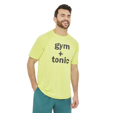 Athletic Works Men's Graphic Tee - image 1 of 6