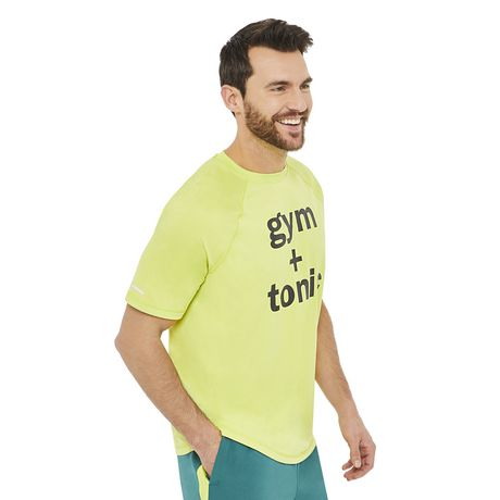 Athletic Works Men's Graphic Tee - image 2 of 6