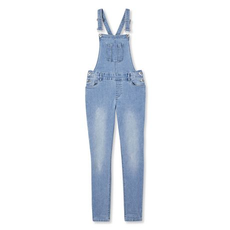 d0a33f0982 George Girls  Denim Overalls - image 1 ...
