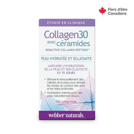 Webber Naturals Collagen30 avec céramides - image 2 de 4