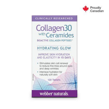 Webber Naturals Collagen30 avec céramides - image 1 de 4
