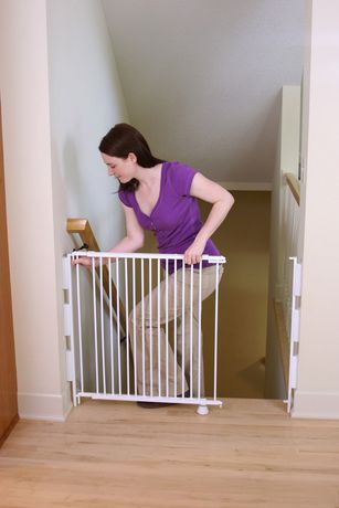 Regalo International Regalo Top Of Stairs Adjustable Baby
