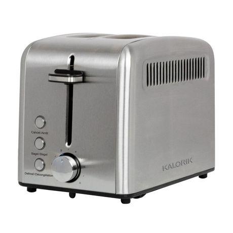 Kalorik 2-Slice Rapid Toaster TO 45356 SS - image 1 of 7