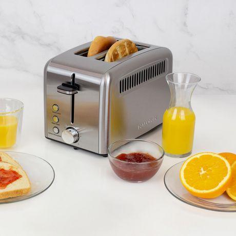 Kalorik 2-Slice Rapid Toaster TO 45356 SS - image 2 of 7