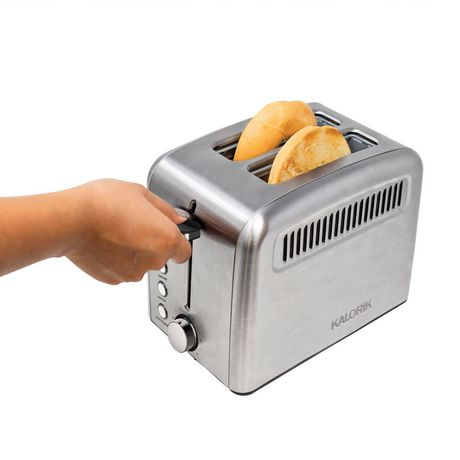 Kalorik 2-Slice Rapid Toaster TO 45356 SS - image 4 of 7