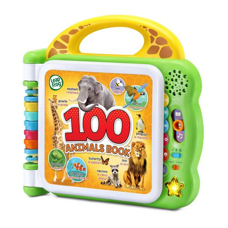 LeapFrog 100 Animals Book Bilingual Edition - image 2 of 8