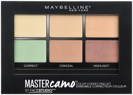 Maybelline New York Facestudio Master Camo Colour Correcting Kit - image 1 of 1