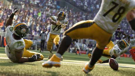 Electronic Arts Madden NFL 19 Xbox One Game