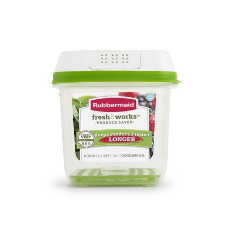 Récipients à aliments Fresh Works Produce SaverMC de Rubbermaid - image 1 de 5