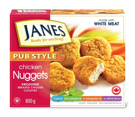 Image result for janes pub style chicken nuggets