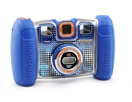 VTech® Kidizoom® Twist - Bleu - Bilingue - image 5 de 8