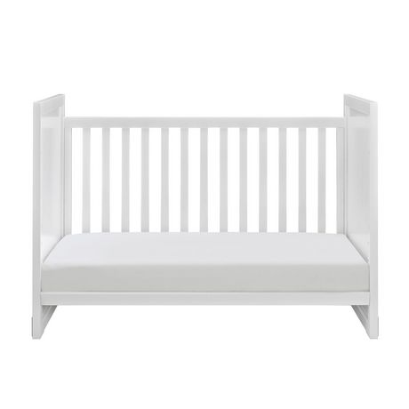 Baby Relax Miles 2 In 1 Convertible Baby Crib Walmart Canada