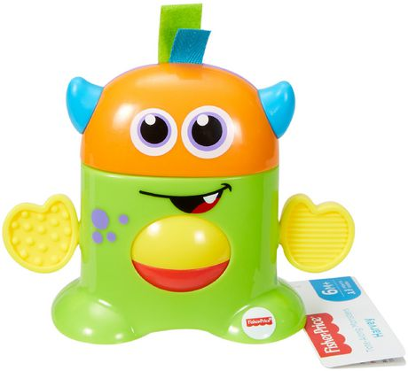 Fisher-Price Tote-along Monsters - Harvey - image 8 of 9