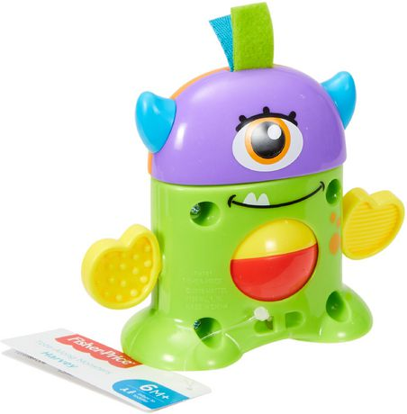 Fisher-Price Tote-along Monsters - Harvey - image 7 of 9