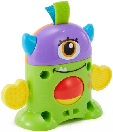 Fisher-Price Tote-along Monsters - Harvey - image 4 of 9
