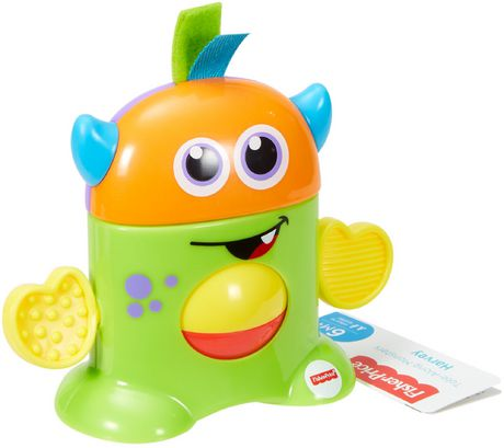 Fisher-Price Tote-along Monsters - Harvey - image 6 of 9