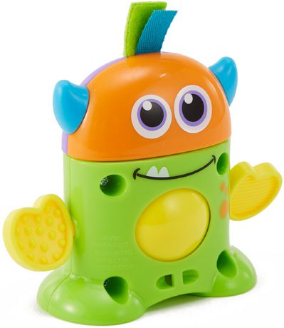 Fisher-Price Tote-along Monsters - Harvey - image 3 of 9