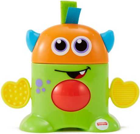 Fisher-Price Tote-along Monsters - Harvey - image 1 of 9