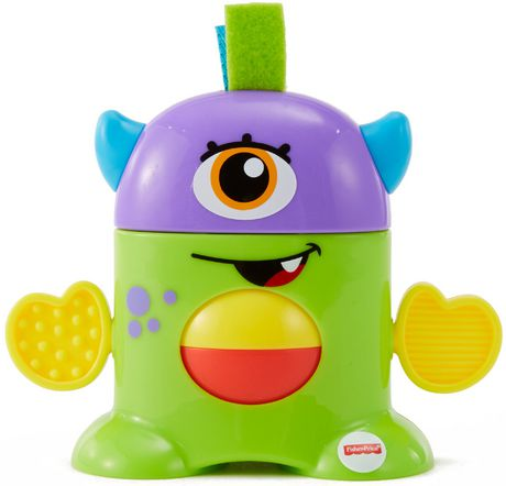 Fisher-Price Tote-along Monsters - Harvey - image 2 of 9