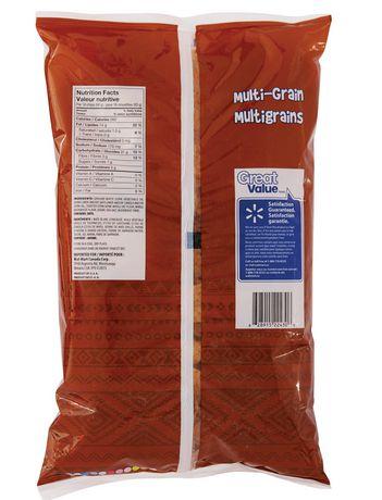 Great Value Multi-Grain Tortilla Chips - image 3 of 3