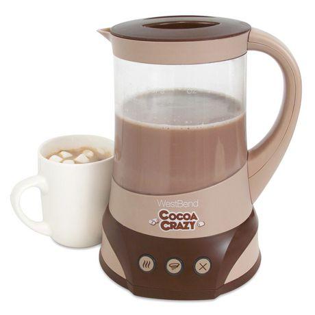 West Bend CL50032 Cocoa Crazy 32 Oz. Hot Beverage Maker - image 1 of 6