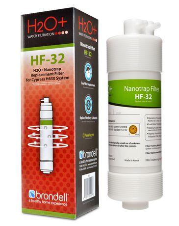 Filtre Nanotrap H2O+ Cypress de Brondell - image 1 de 2