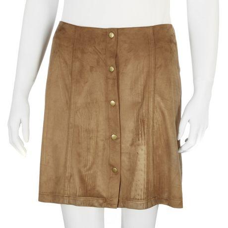 g:21 Women's Moleskin Skirt - image 1 of 1