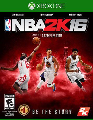 NBA 2K16 Xbox One - image 1 of 4