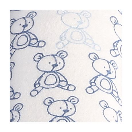 George baby Organic Cotton Flannel Receiving Blankets - image 5 of 6