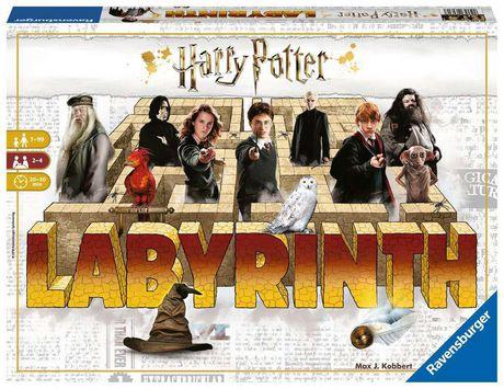 Ravensburger - Harry Potter Labyrinth - image 1 of 2