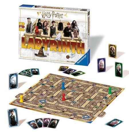 Ravensburger - Harry Potter Labyrinth - image 2 of 2