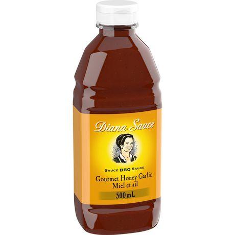 Diana® Gourmet Honey Garlic BBQ Sauce - image 2 of 2