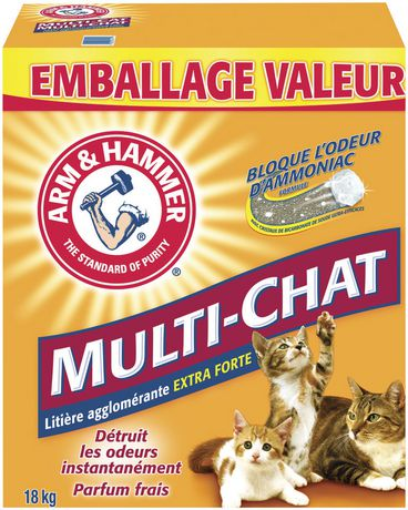Arm & HAMMER™ Multi-Cat Clumping CAT Litter - image 4 of 4