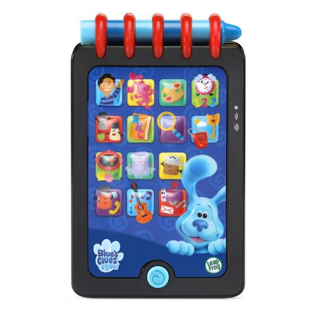 LeapFrog® Blue's Clues & You! Really Smart Handy Dandy Notebook - English Version - image 1 of 7