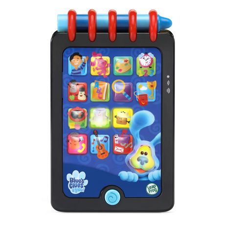 LeapFrog® Blue's Clues & You! Really Smart Handy Dandy Notebook - English Version - image 2 of 7