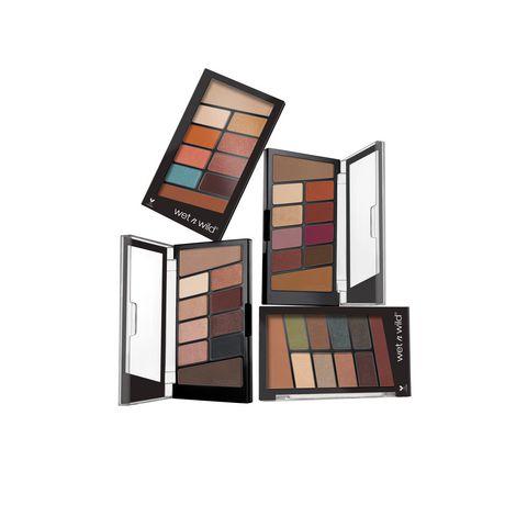 wet n wild Color Icon Eyeshadow 10 Pan Palette - image 3 of 4