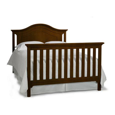 Ti Amo Catania Convertible Crib - image 4 of 8