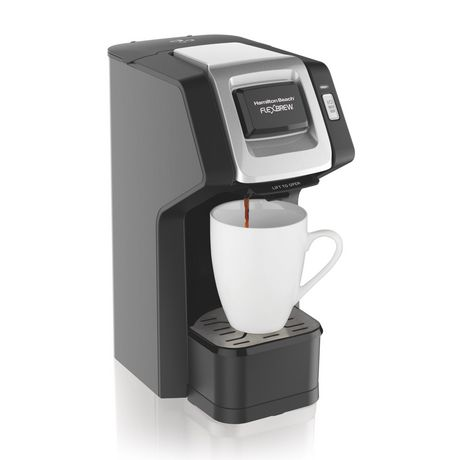 Hamilton Beach Flexbrew Single Serve Coffee Maker Walmart Canada