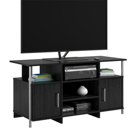 Dorel tv stand walmart canada for Table televiseur