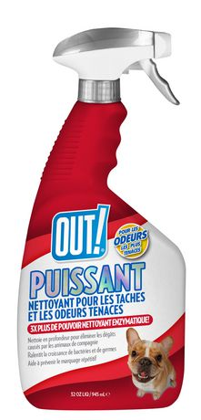 OUT! Advanced Severe Stain & Odour Remover - image 2 of 2